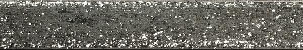 R312 3/4 Inch Silver Sparkle