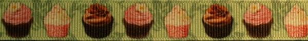 R283-CG 3/4 Inch Cupcakes