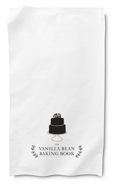 Promotional tea towel.