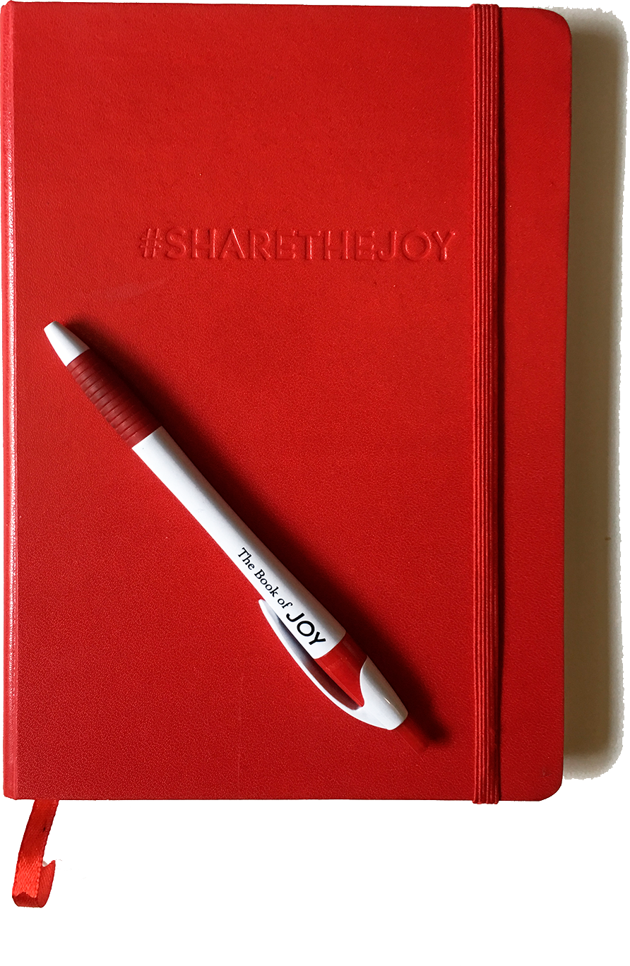 Promotional Notebook and Pen