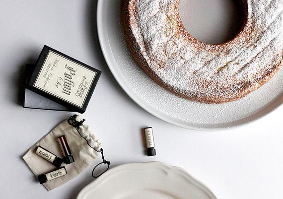 Perfume Cake, Take 2