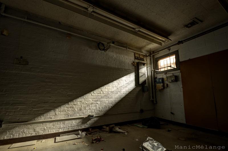 Meet Me // Abandoned Cola Factory