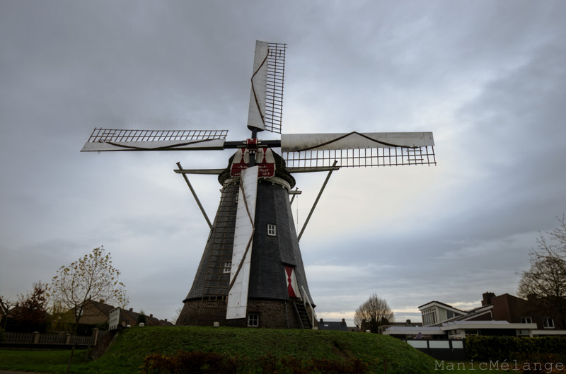 Windmill // Heel, Holland