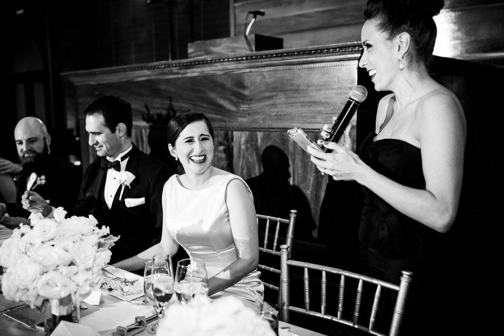Art Institute of Chicago wedding in the Stock Exchange Room.