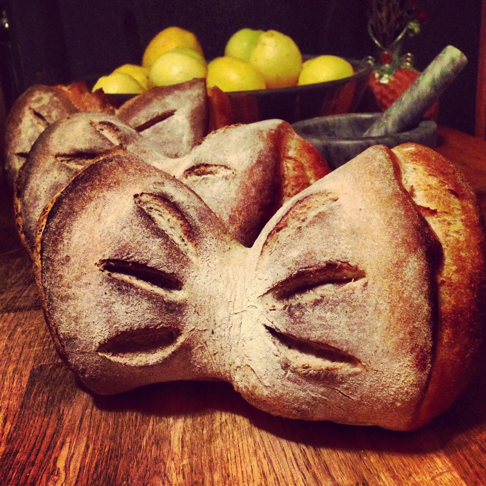 Loaves inspired by the fanciful butterfly!