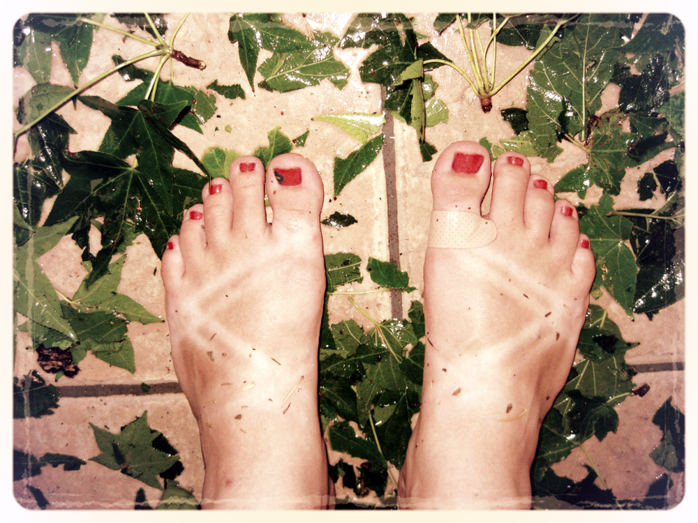 Chacos = 1, Norman's mini-Hurricane of 2011 = 0.