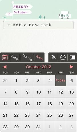 Do! calendar view.