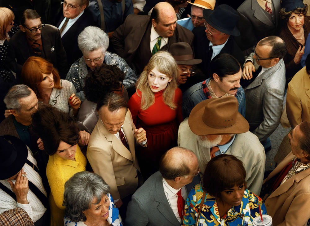 uglypnis :     The Technicolor dreamscapes of Alex Prager