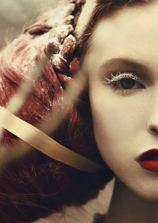 topmodelcentral :     Rae Weisz test shot   ~ America (13) ~   by Ashley Lebedev