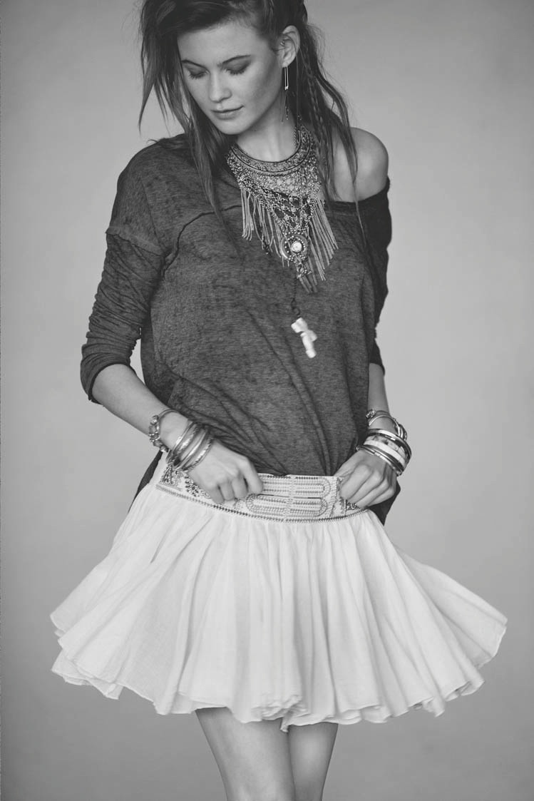 forthosewhocravefashion :     Model: Behati Prinsloo for Free People