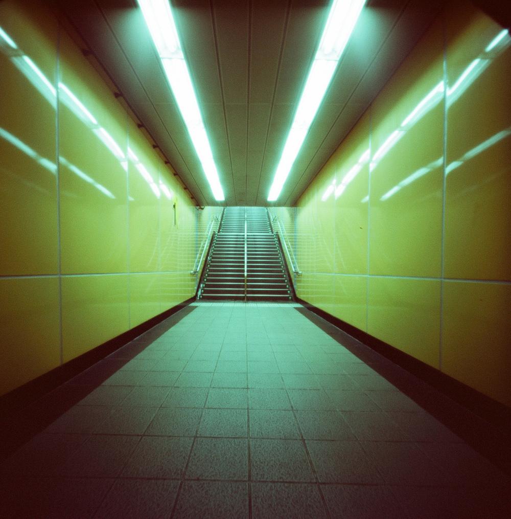 refluent :     stairs (by  C.Kunta )