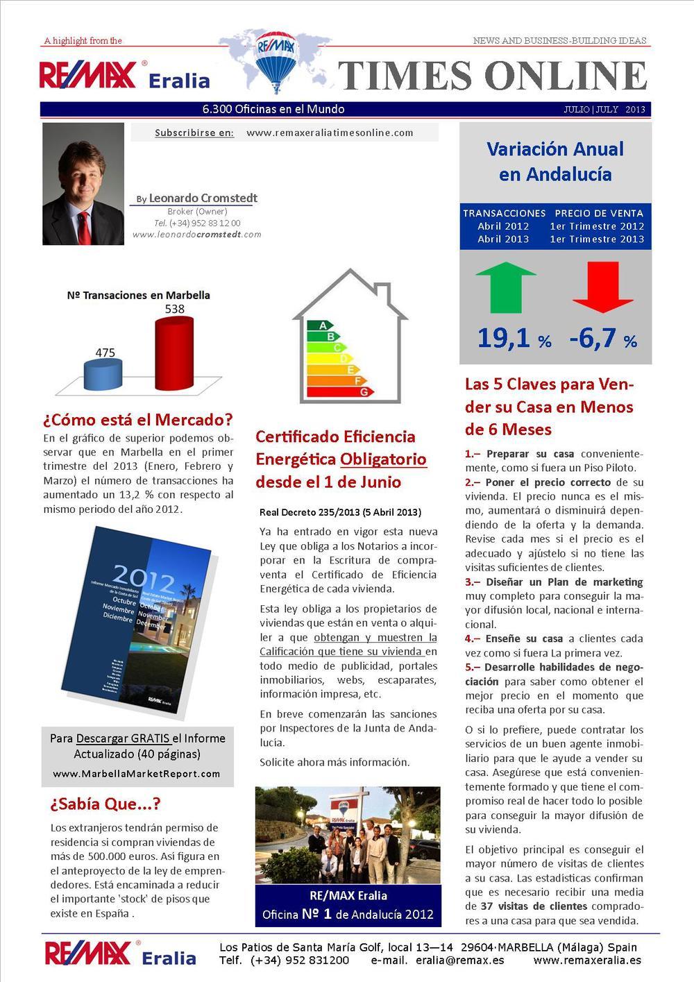 REMAX Eralia Times Online (Julio 2013) ESP.jpg