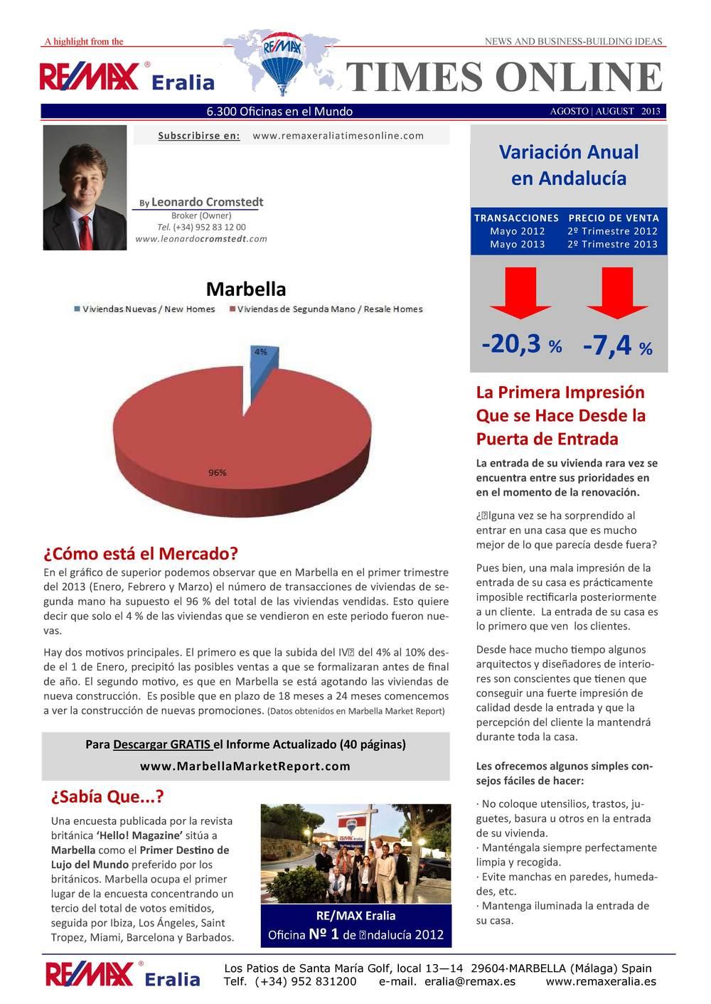 REMAX Eralia Times Online (Agosto 2013) ESP.jpg