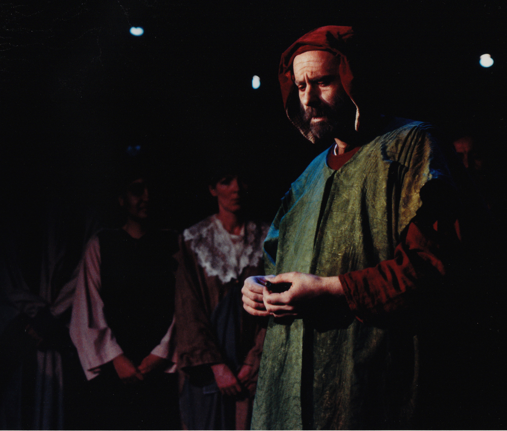 as Galileo in THE LIFE OF GALILEO