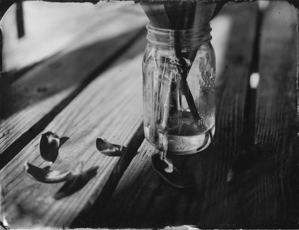 Petals & Mason Jar