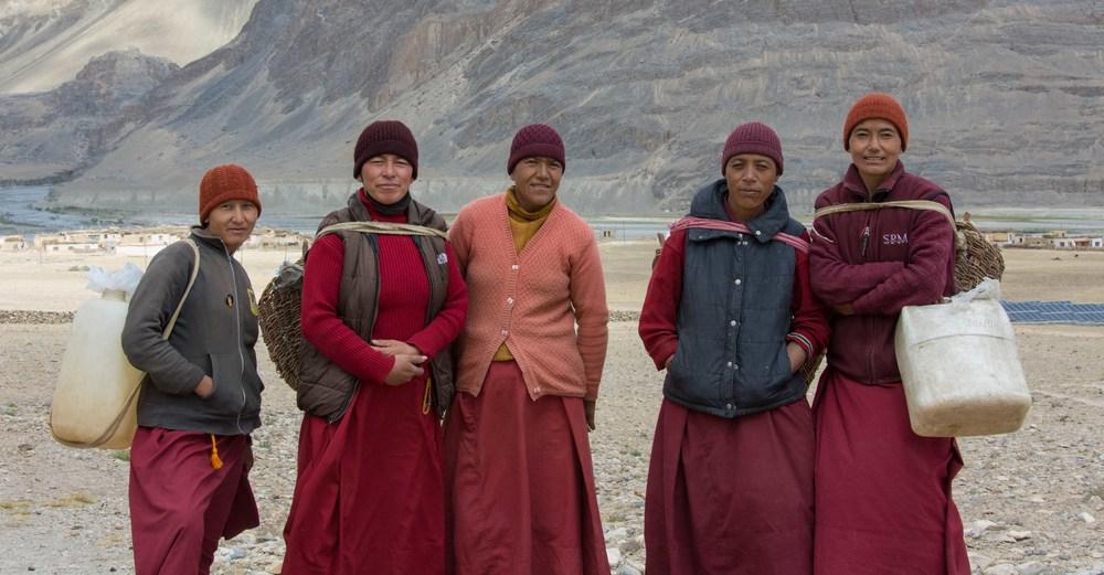 Nonnes du Zanskar - Pichu