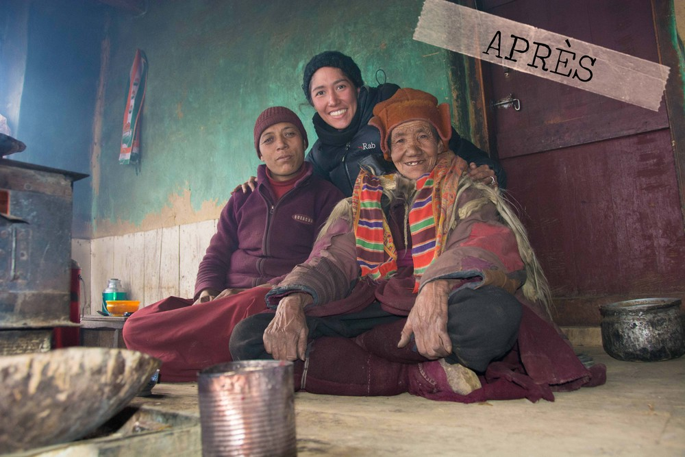 Version aventurière - Himalaya - Hiver 2015