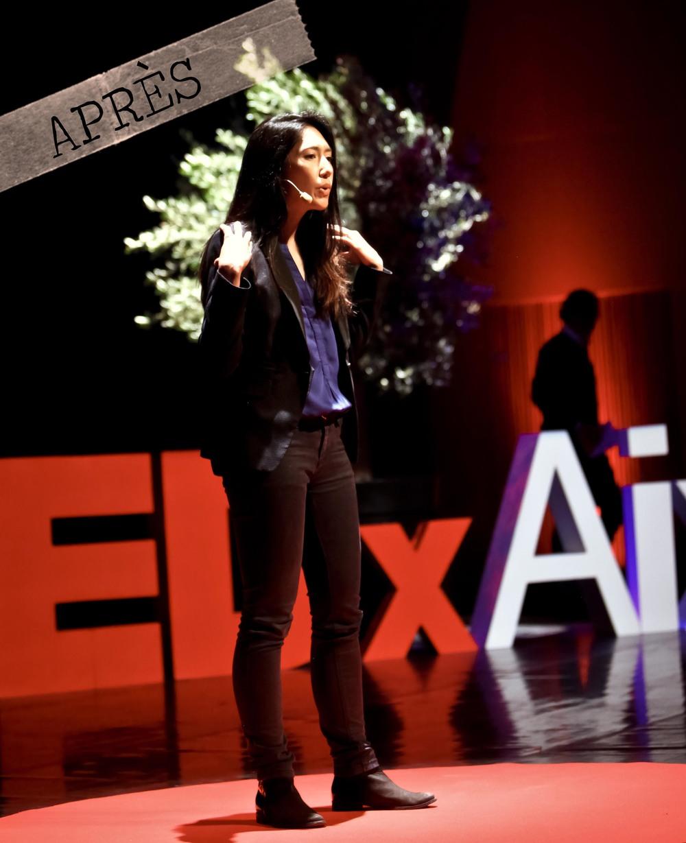 Version conférencière - TEDx Aix - Mai 2015