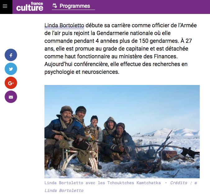 Radio France Culture - Un autre jour est possible (Tewfik Hakem) - Juin 2016 (Lien)