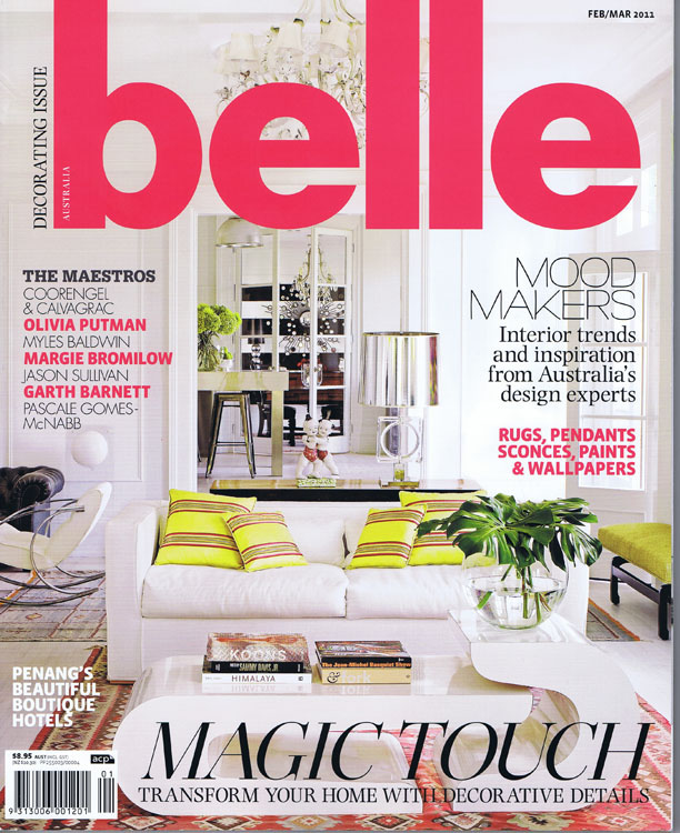 Belle February/March 2011