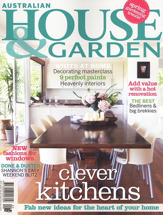 australian house and garden september 2009 interior design diane