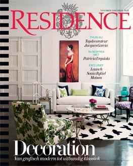 Residence Magazine Netherlands