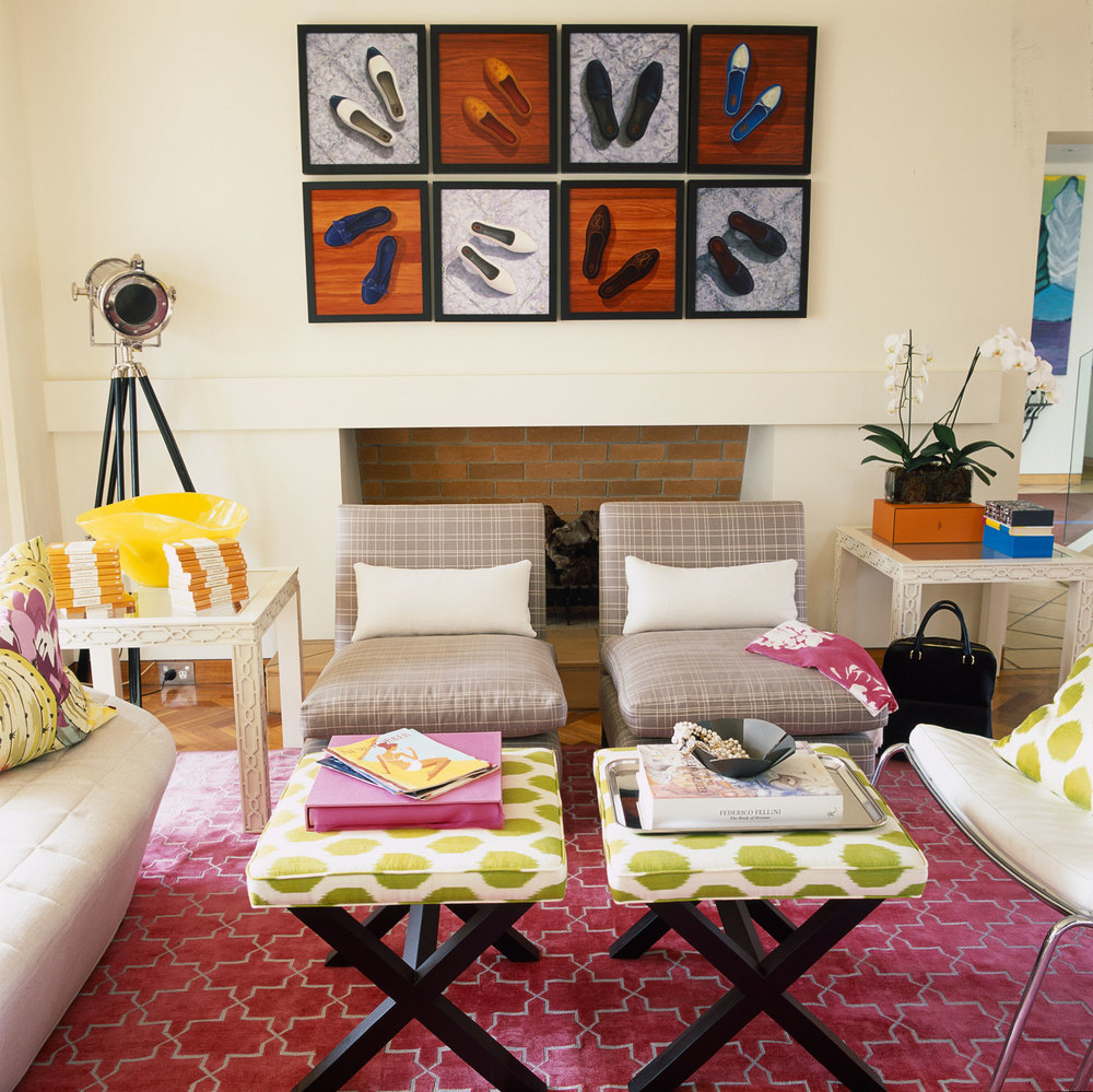 Pink Rugs For Living Room Living Room Interior Design Diane Bergeron Interiors