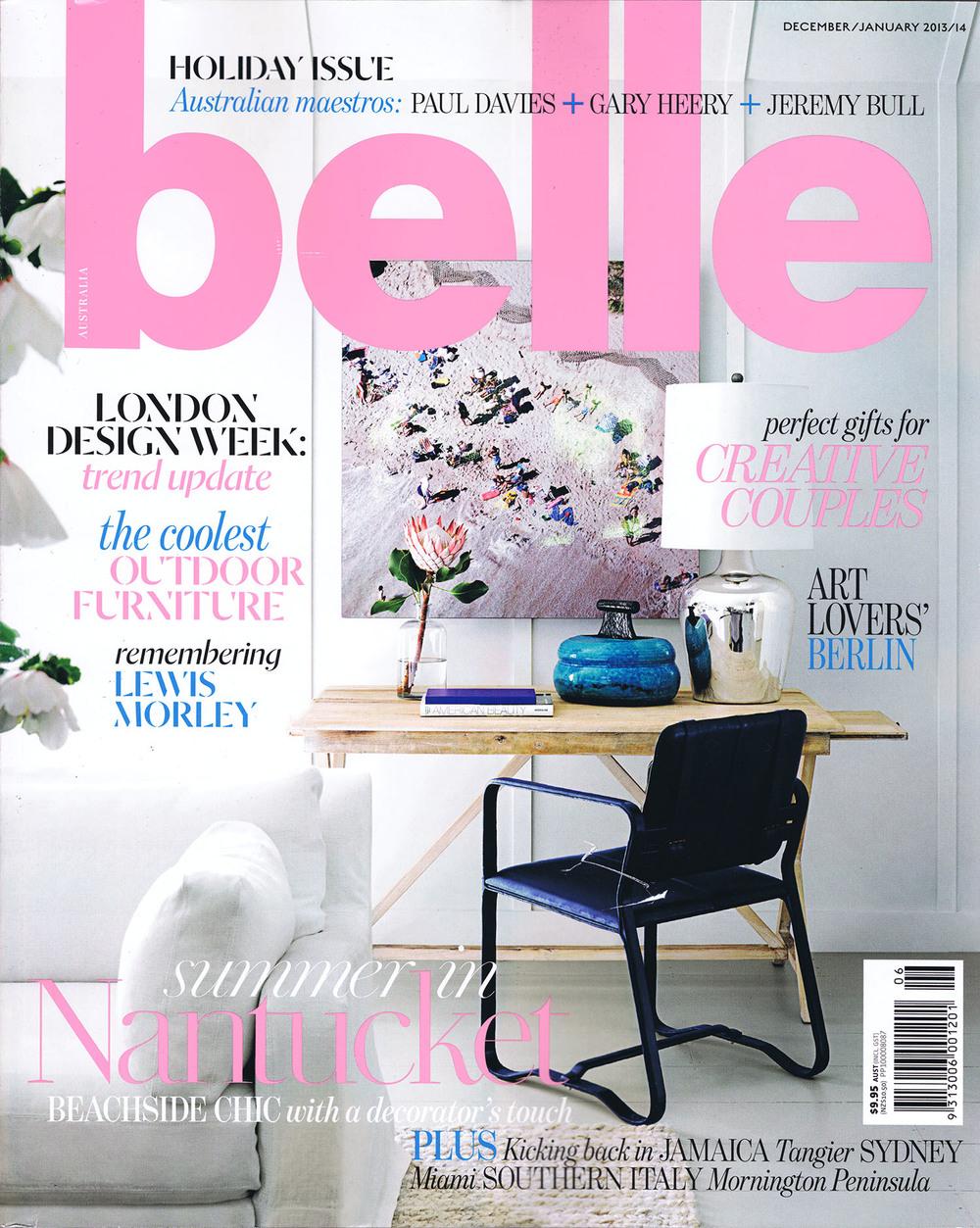 Belle December January 2013