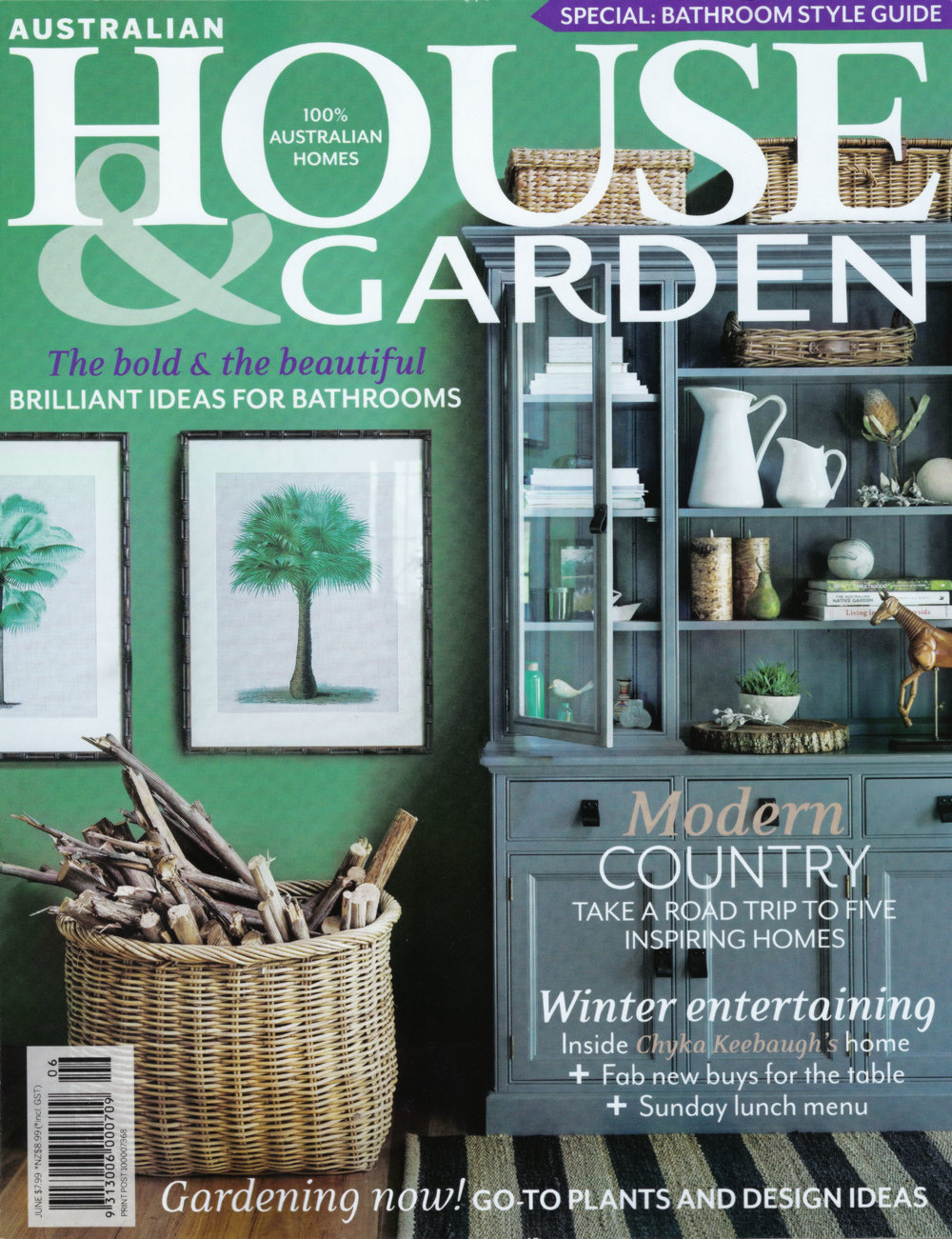 House and Garden June 2017