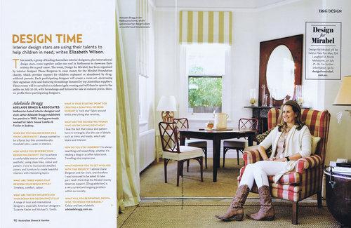 Design For Mirabel In Australian House And Garden