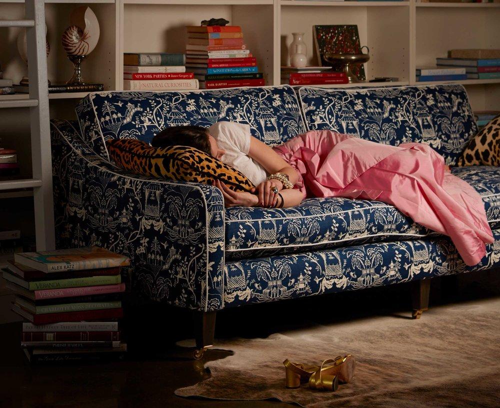 Colette Sofa - Diane Bergeron for Arthur G