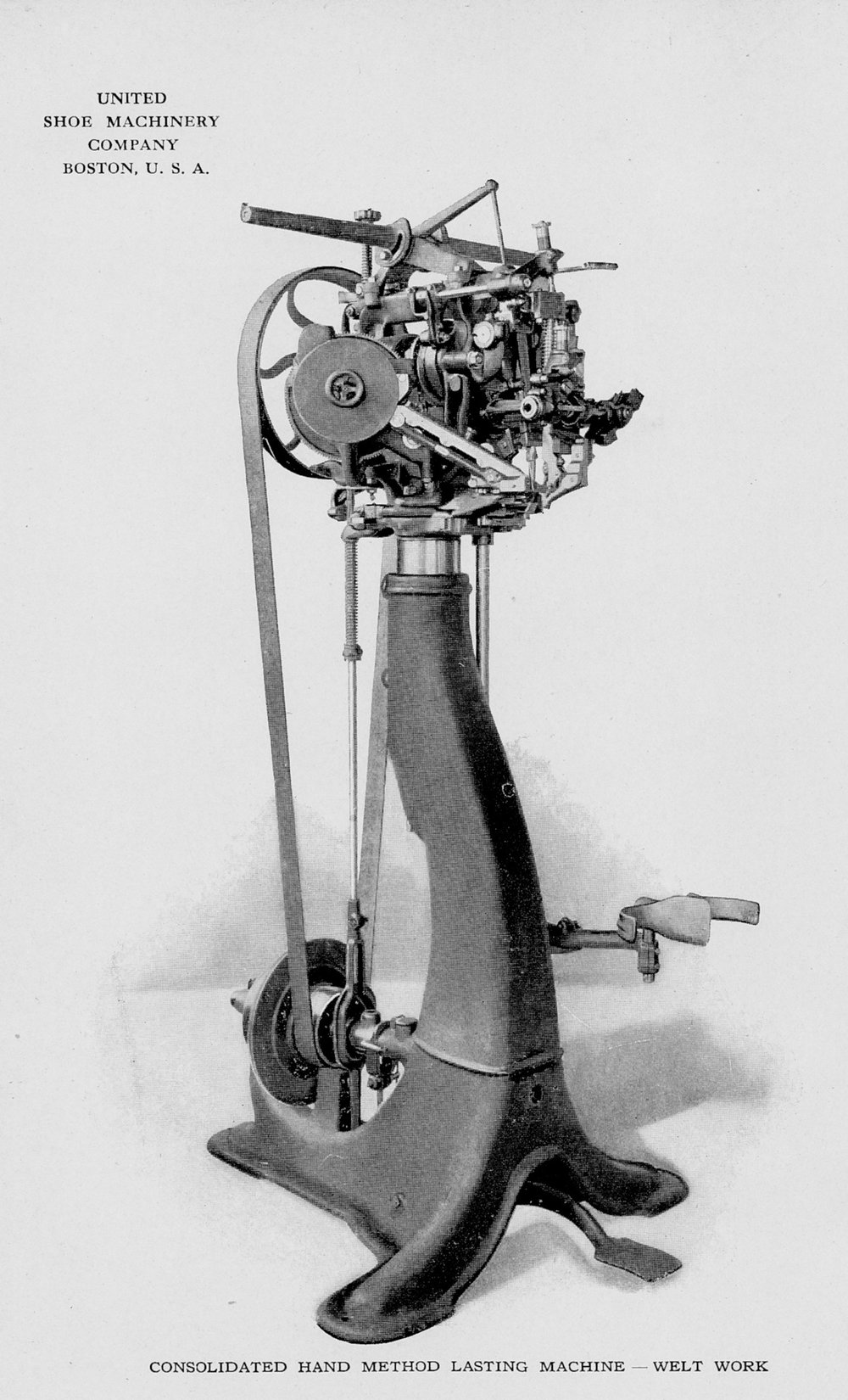 Catalog page from a USMC 1914 Catalog
