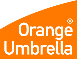 Orange Umbrella®
