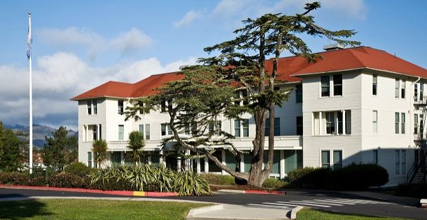 Thoreau Center in the Presidio