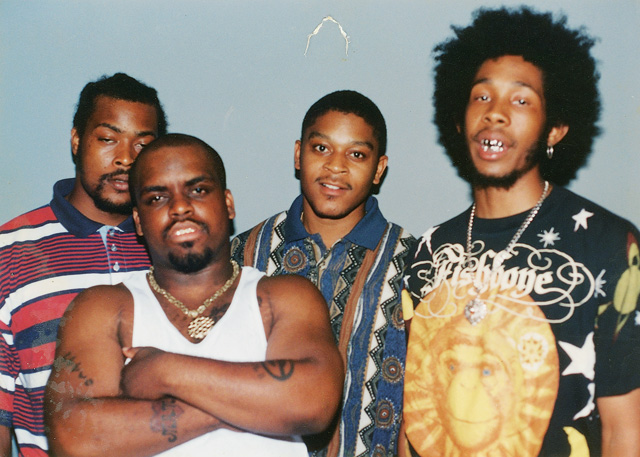 Goodie Mob -- 5/22/99