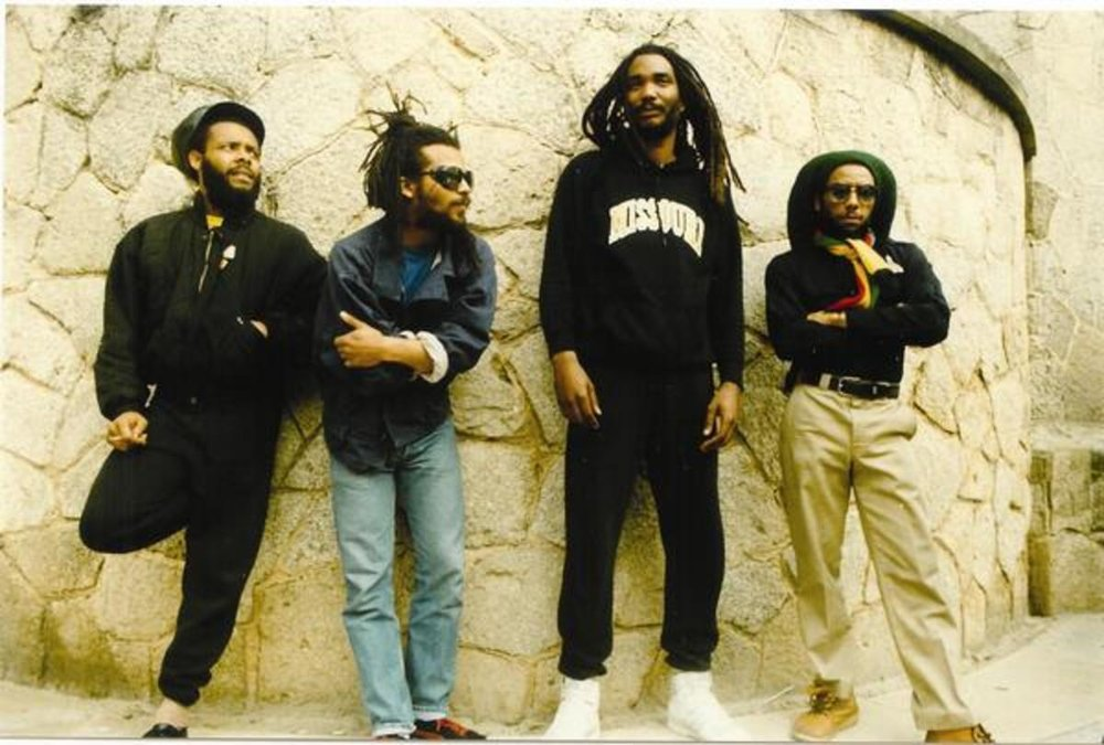 Bad Brains -- 4/24/93