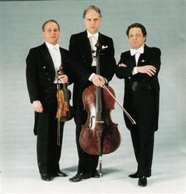 Moscow Conservatory Trio -- 2/27/93