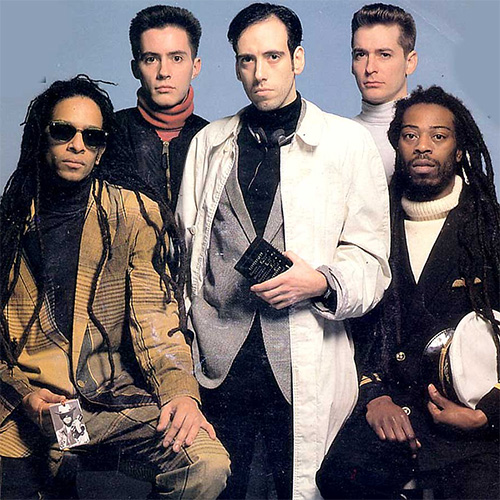 Big Audio Dynamite II -- 4/10/92