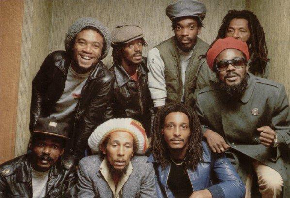 The Wailers -- 5/28/89