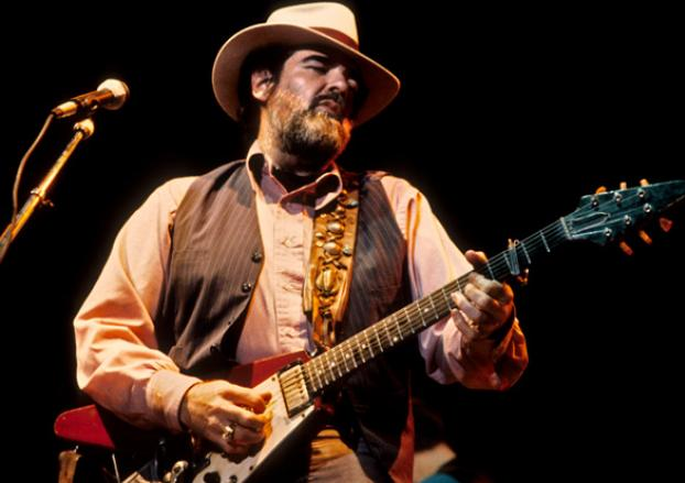 Lonnie Mack -- 1/23/88