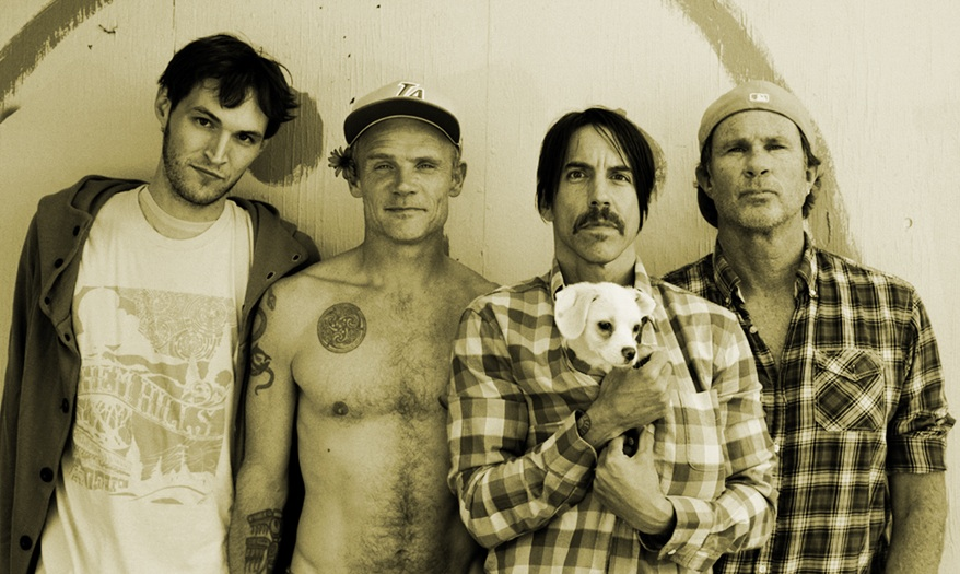 Red Hot Chili Peppers -- 2/1/86