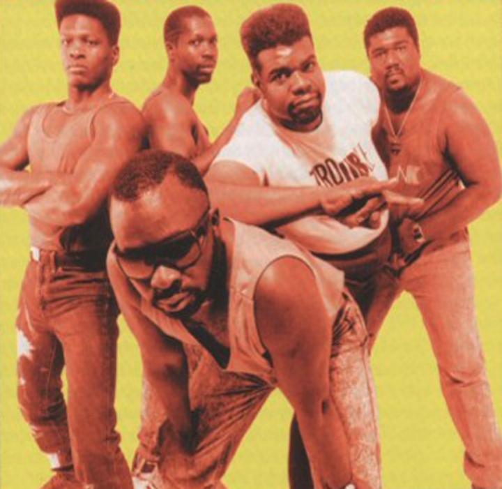 Trouble Funk -- 2/1/86