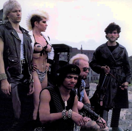 The Plasmatics -- 12/5/81