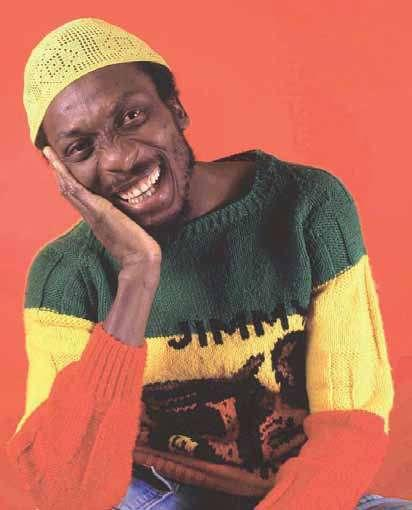 Jimmy Cliff -- 10/24/81