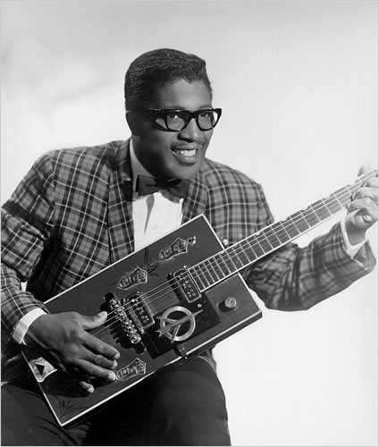 Bo Diddley -- 5/24/81