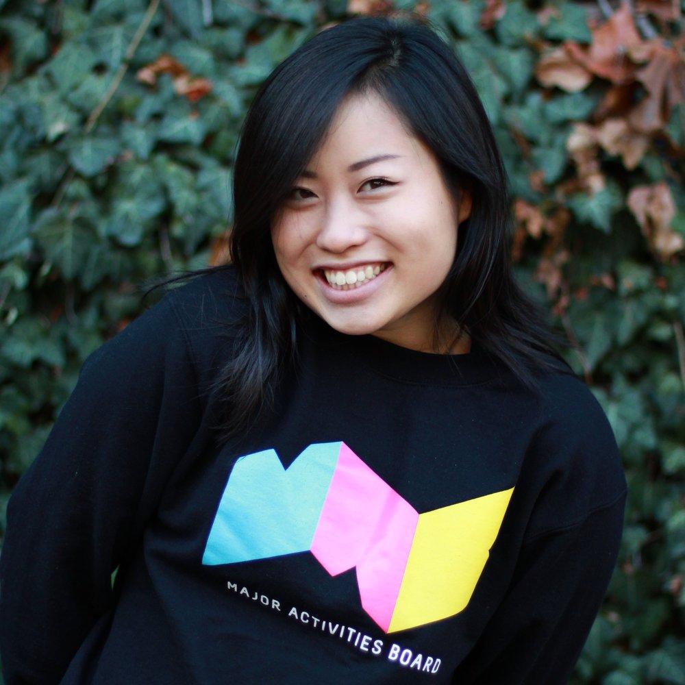SPONSORSHIP Co-CHAIR    –  Anna Li   anazfli@uchicago.edu