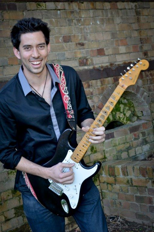 Ryan Baker - Guitar / Backing Vocals