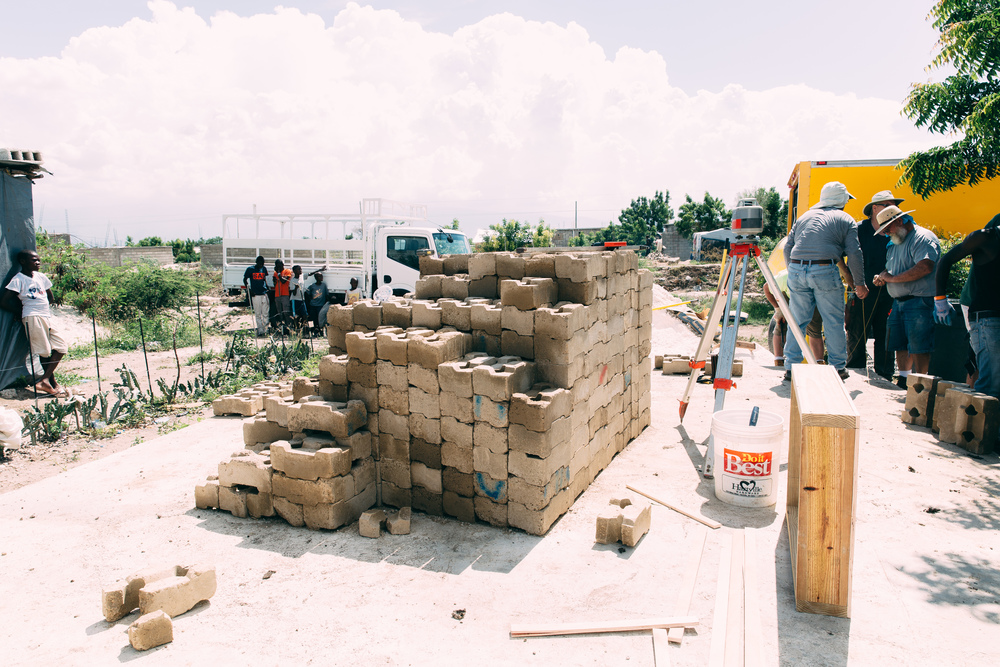 about blocks for haiti