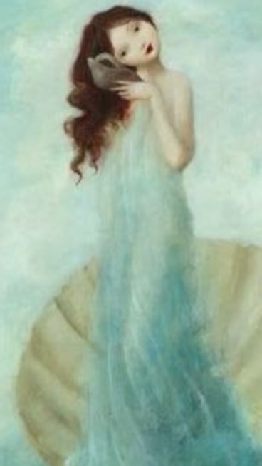 Beautiful artwork by the incredible Stephen Mackey