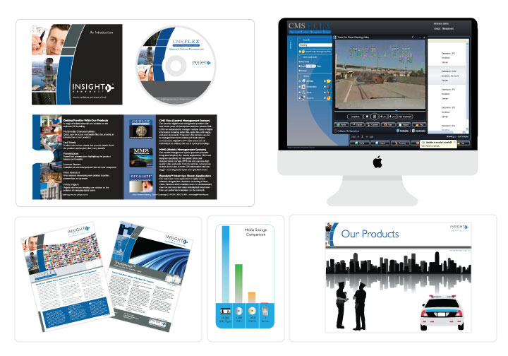 Insight Video Net Corporate Identity